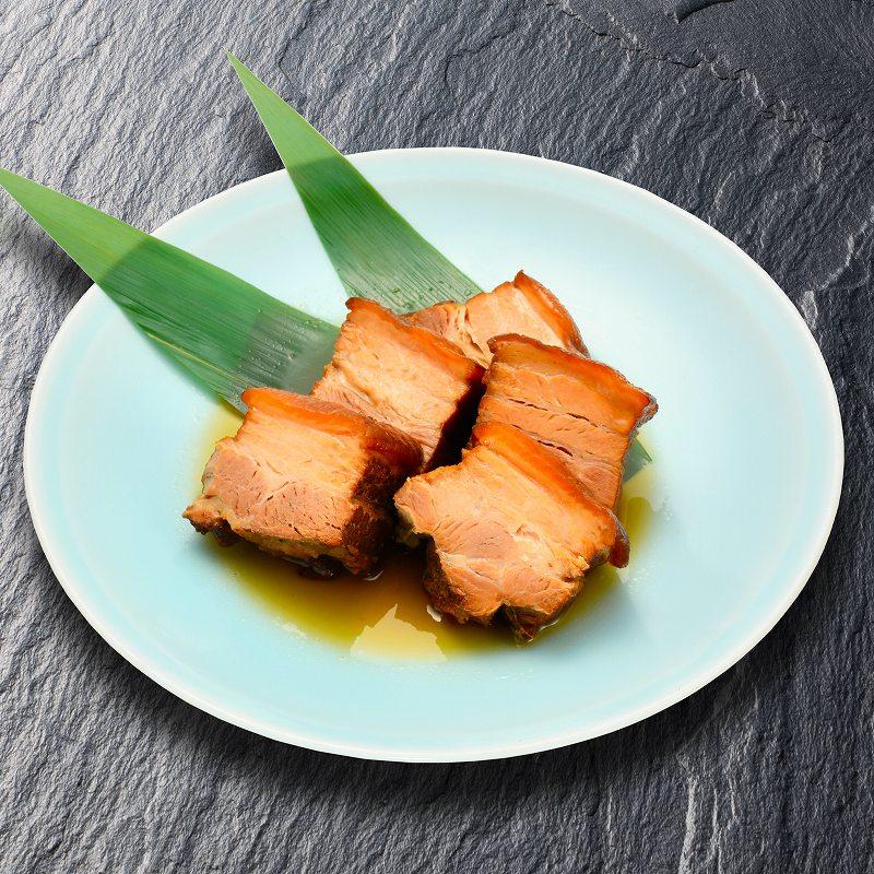 緑茶豚の角煮