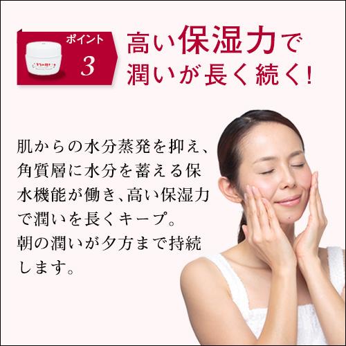 テラの輝きモイスチャークリーム 100g【特典付き】