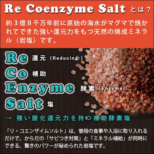 リ・コエンザイム キャンディーソルト 35g (大粒・容器付)