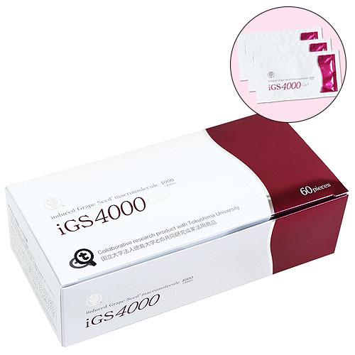 iGS4000 スキンケアジェル(3g×60包)【特典付き】