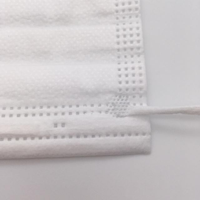 3個セット 3層サージカルマスク(7枚入) 白 レギュラーサイズ 男女兼用 (送料サービス)