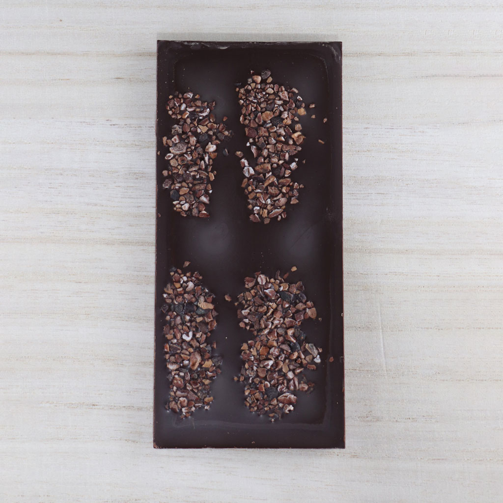 MENAKAO ダークチョコレート100% カカオニブ