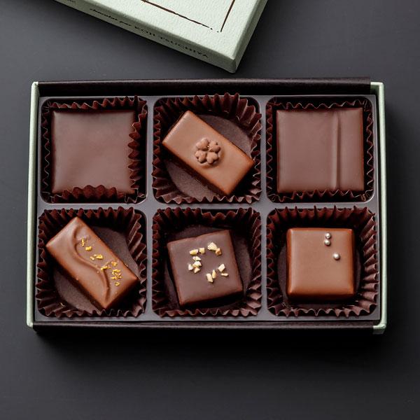 「失恋ショコラティエ」チョコレートコレクション