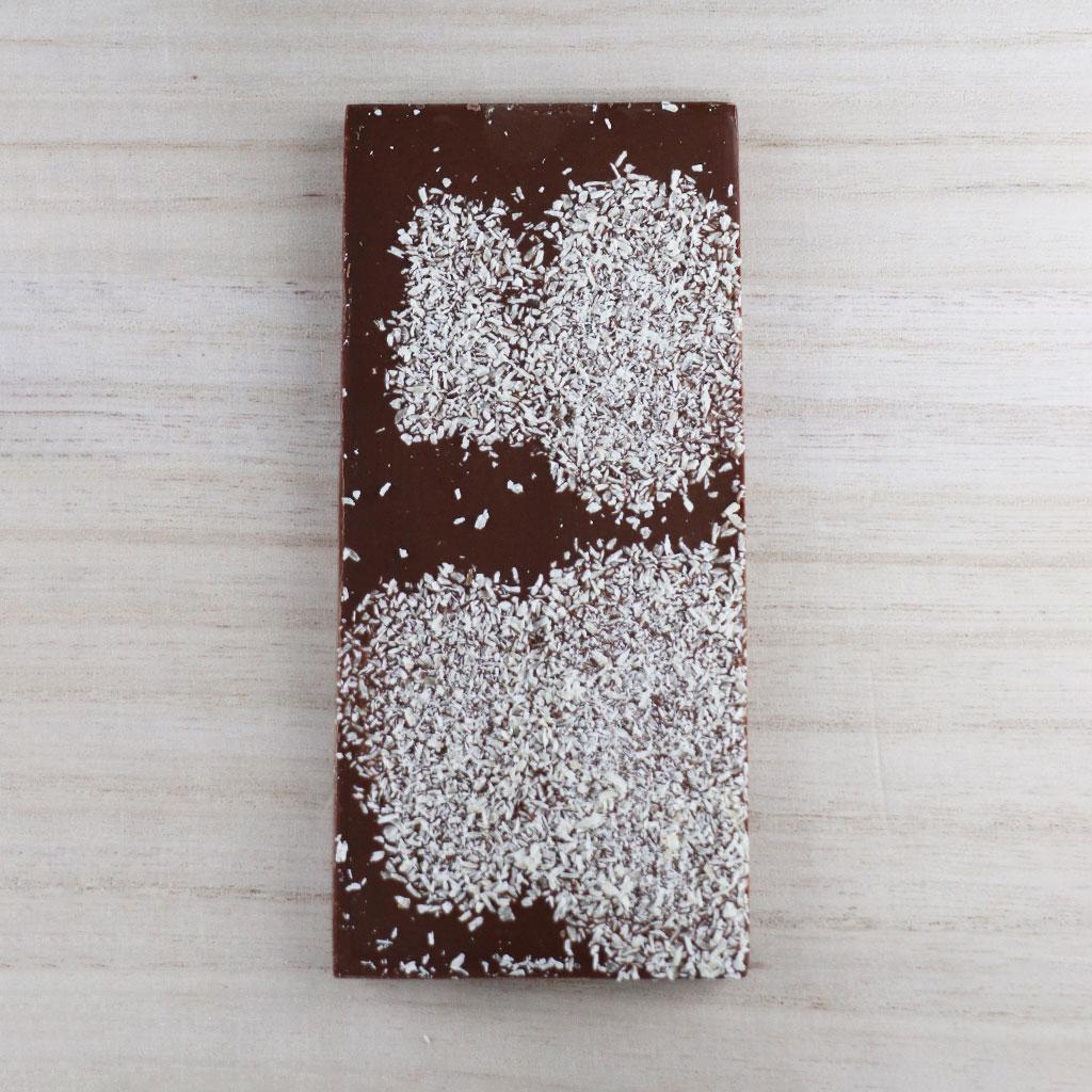 MENAKAO ミルクチョコレート45% ココナッツミルク&マダガスカルバニラ