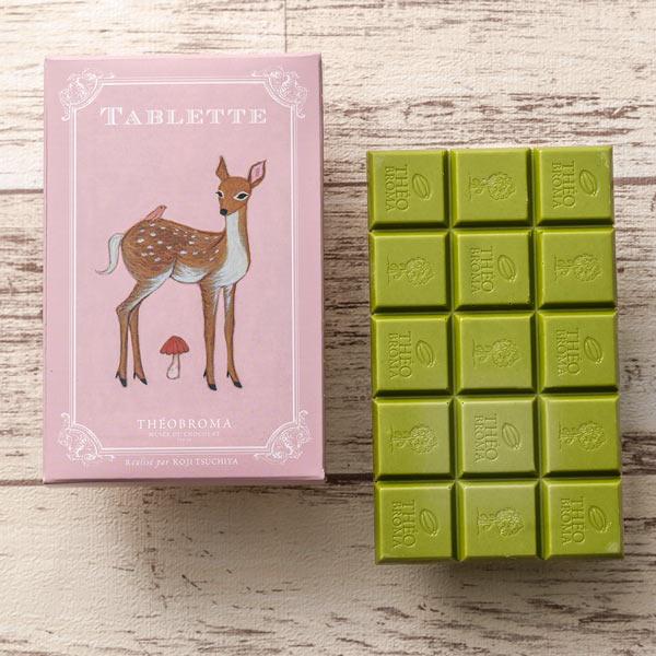 タブレット抹茶(鹿)