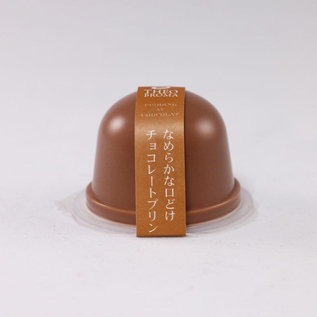 チョコレートプリン4個入り