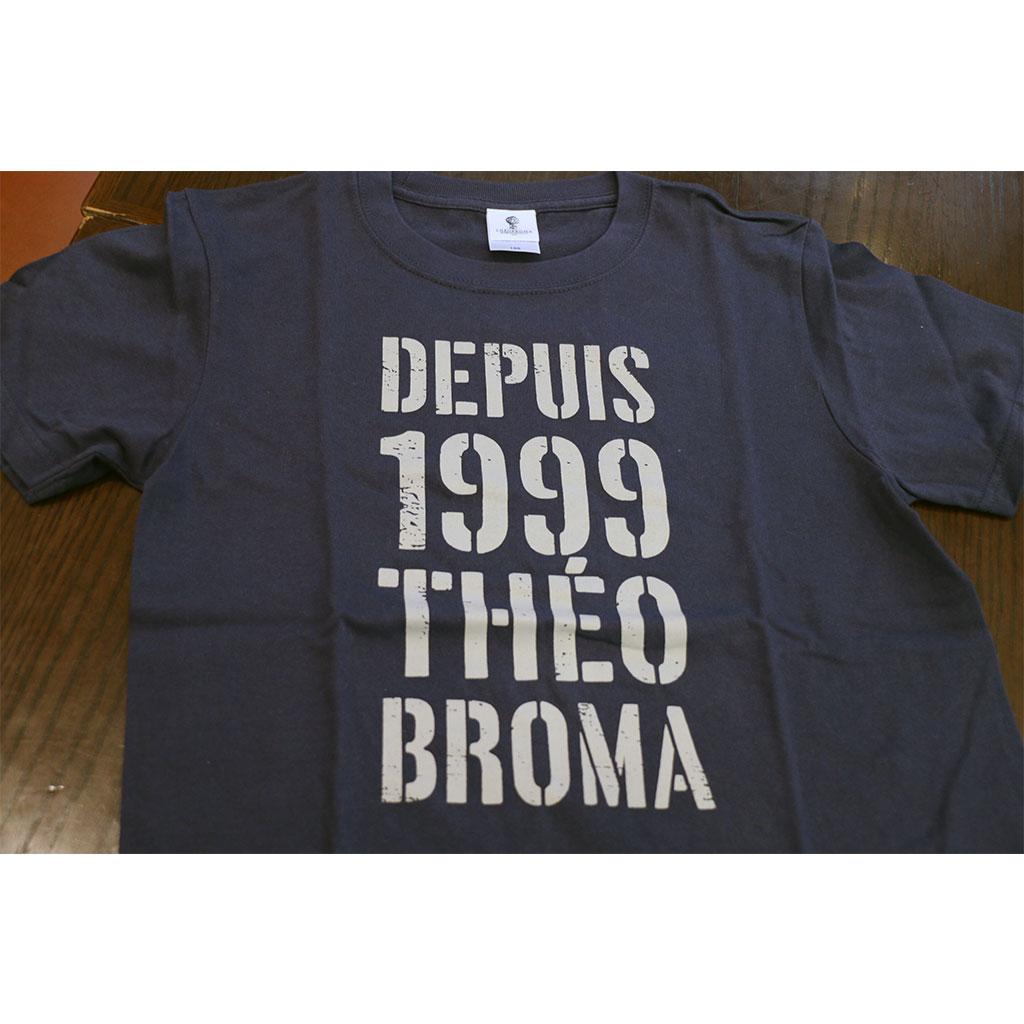 テオブロマ1999ネイビーTシャツ