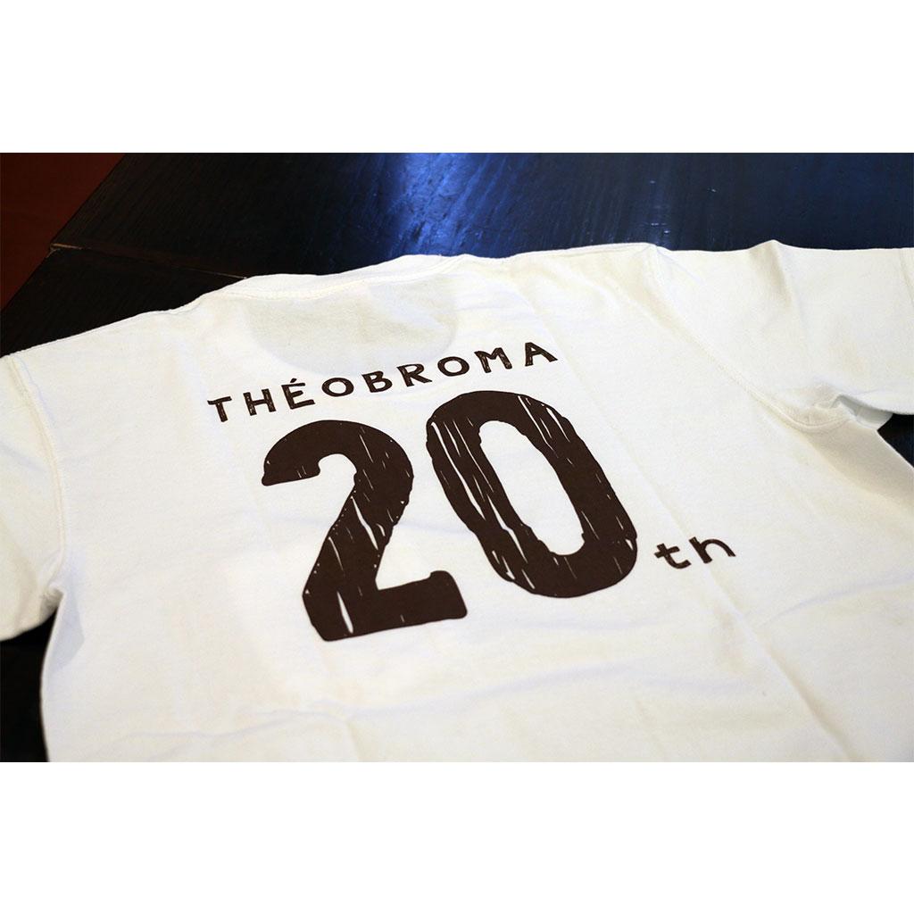20周年ポケット付きTシャツ