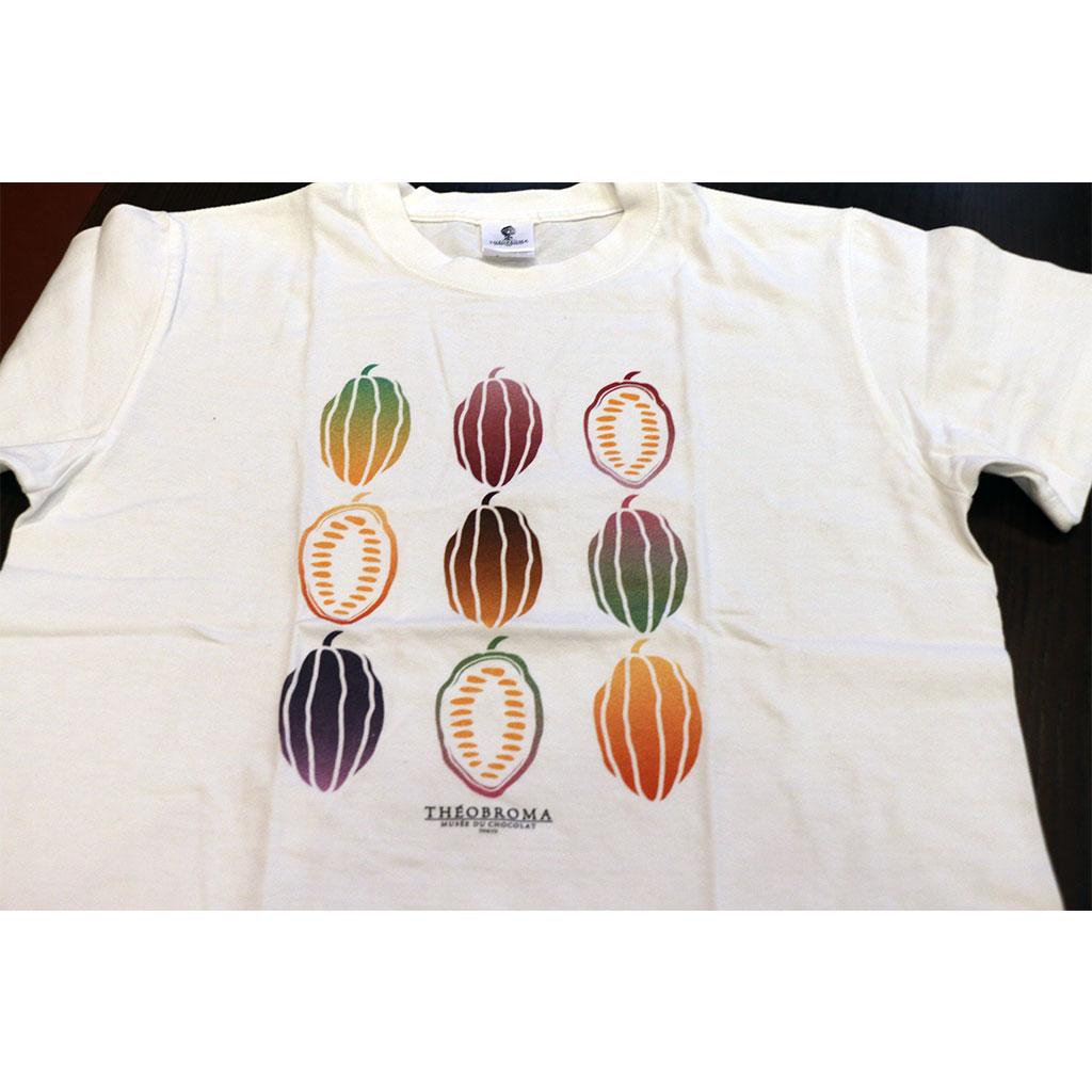カカオ9 ホワイトTシャツ