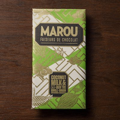MAROU ココナッツミルク ベンチェ 55%