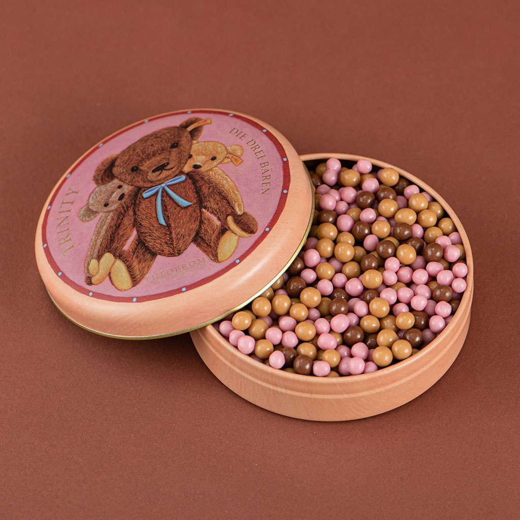 Steiff×テオブロマ×ほぼ日 / キャビア・チョコレート (トリニティ味)