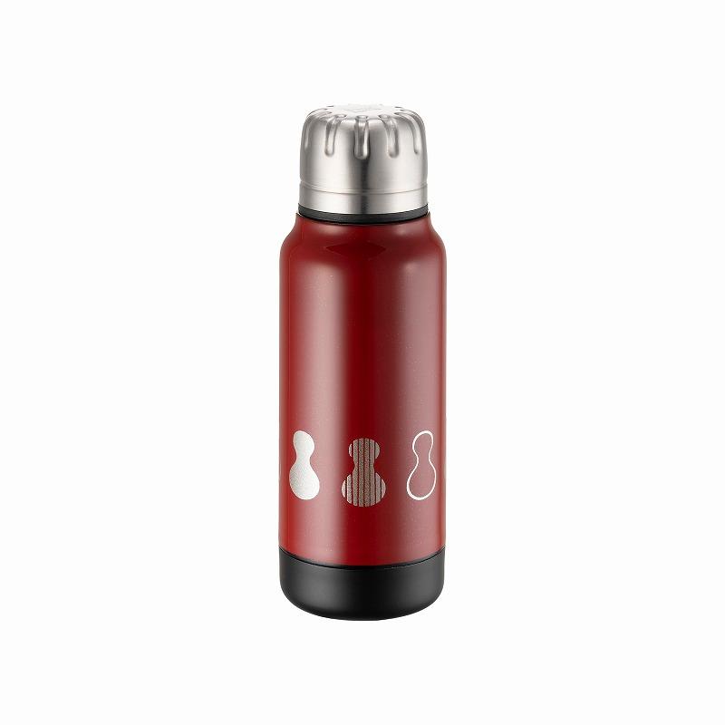 URUSHI Umbrella Bottle Mini_Hyotan Red