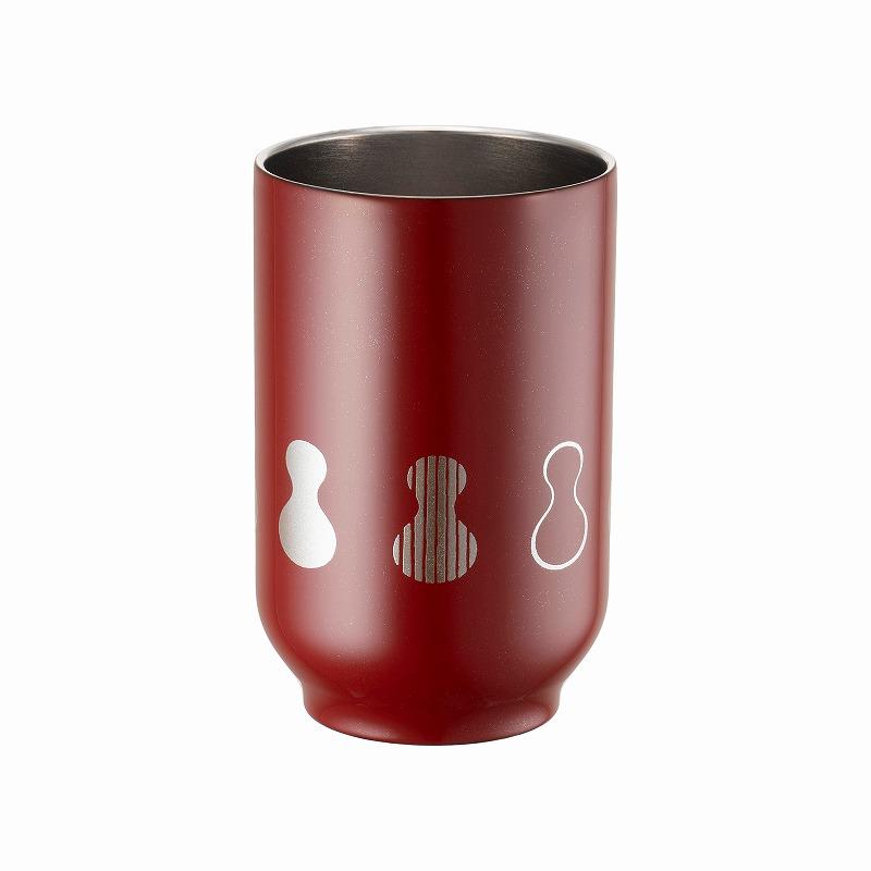 URUSHI Tea Tumbler_Hyotan Red