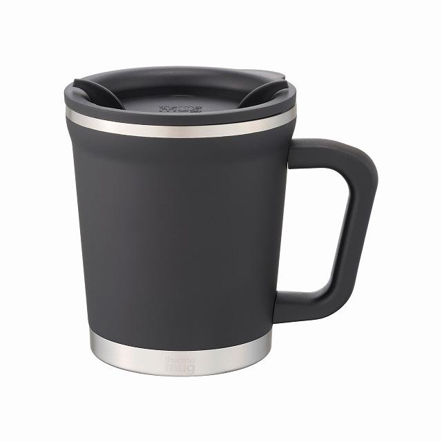Double Mug Black