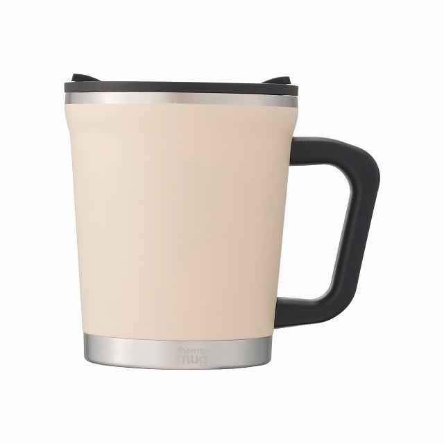 Double Mug_Ivory