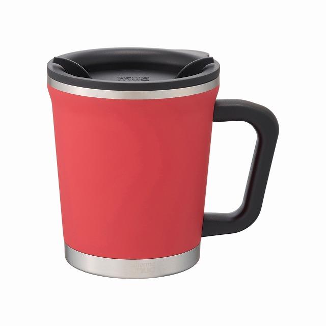 Double Mug Leading Red