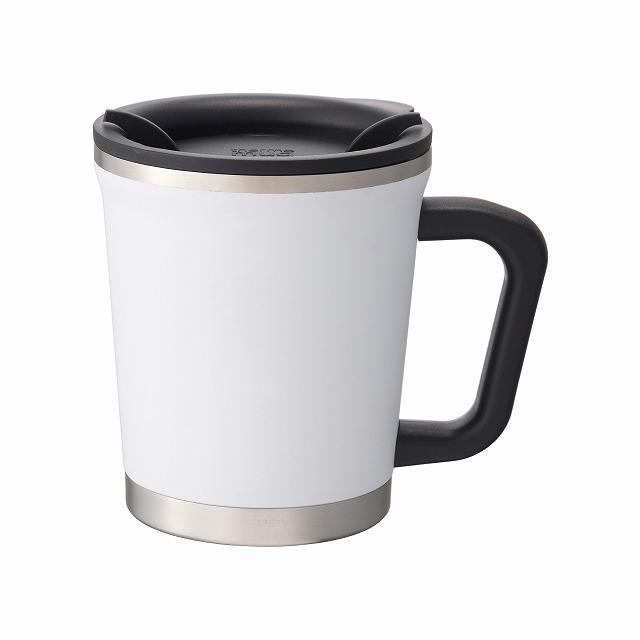 Double Mug_White