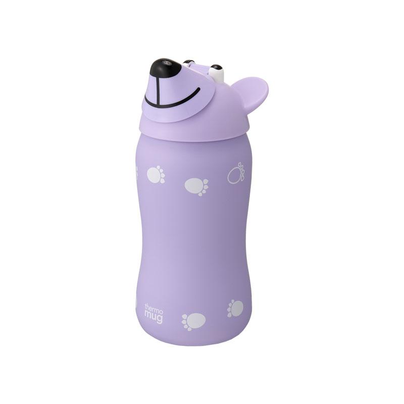 Animal Bottle Bear_Pale Violet