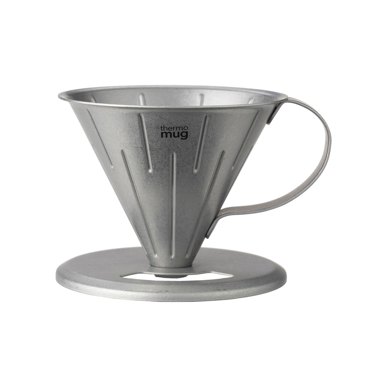 TSUBAME COFFEE DRIPPER S SILVER 【EC先行予約商品】