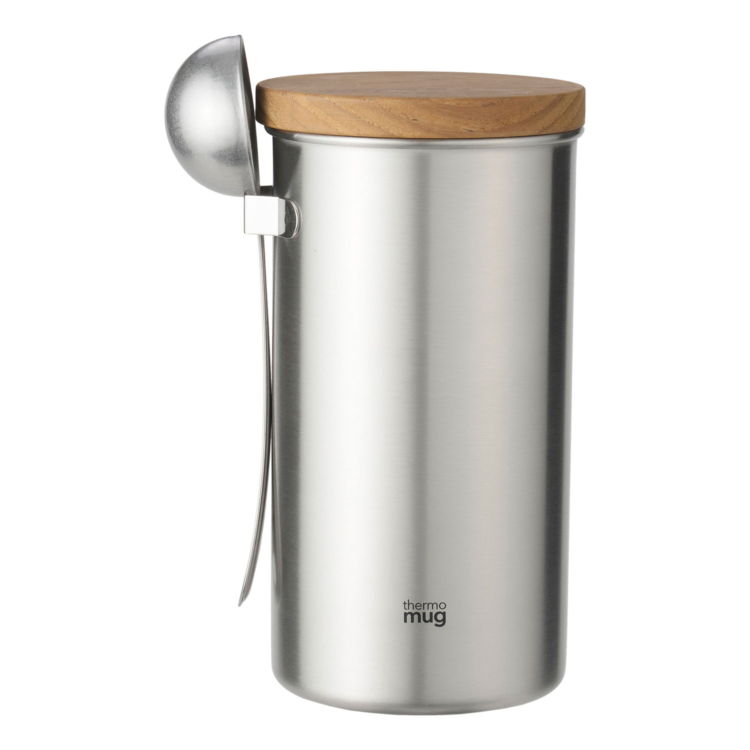 TSUBAME COFFEE CANISTER L (HOOK) SILVER 【EC先行予約商品】