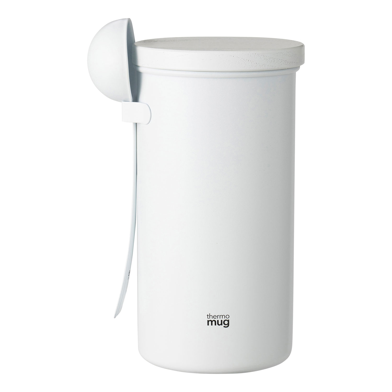 TSUBAME Coffee Canister L (Hook)_White