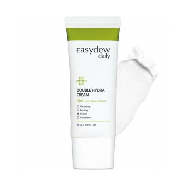 Easydew daily Double Hydra Cream イージーデューデイリーダブルハイドラクリーム 60ml