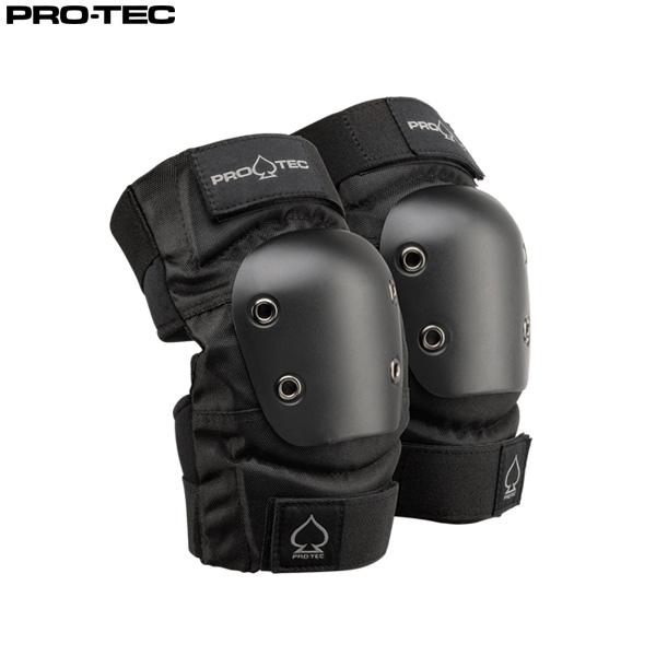 """PRO-TEC プロテック """"STREET ELBOW PAD"""" ブラック 肘 プロテクター"""