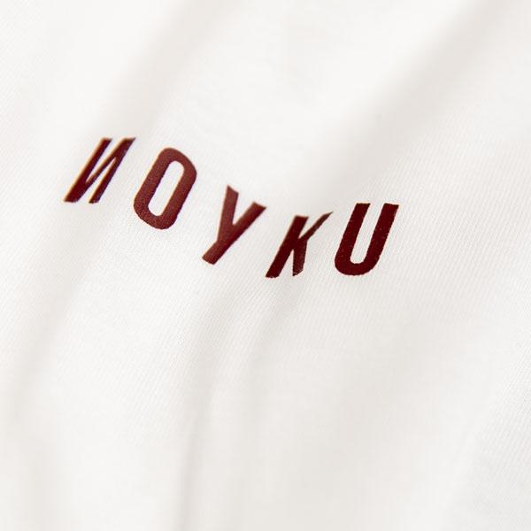 NOYKU ノイク スクエアロゴ ロングスリーブ Tシャツ ヘビーウェイト ロンT アウトドア