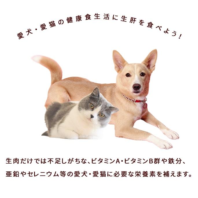 犬用 生肉|国産 大山どりきも 約300g 鉄分・亜鉛たっぷり♪ 冷凍でお届け 【a0020】※愛猫にもご利用いただけます