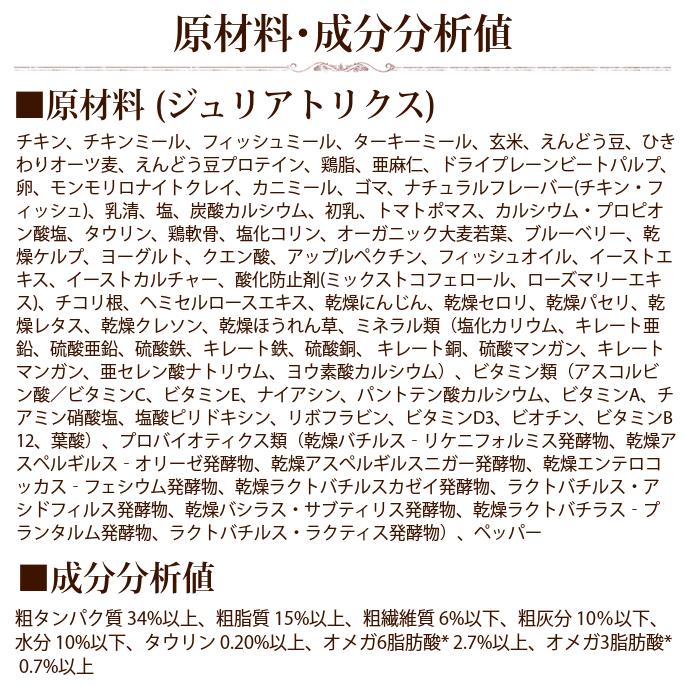 ワイソン ジュリアトリクス 2.27kg スターターパック【初回限定!送料無料】【a0235】