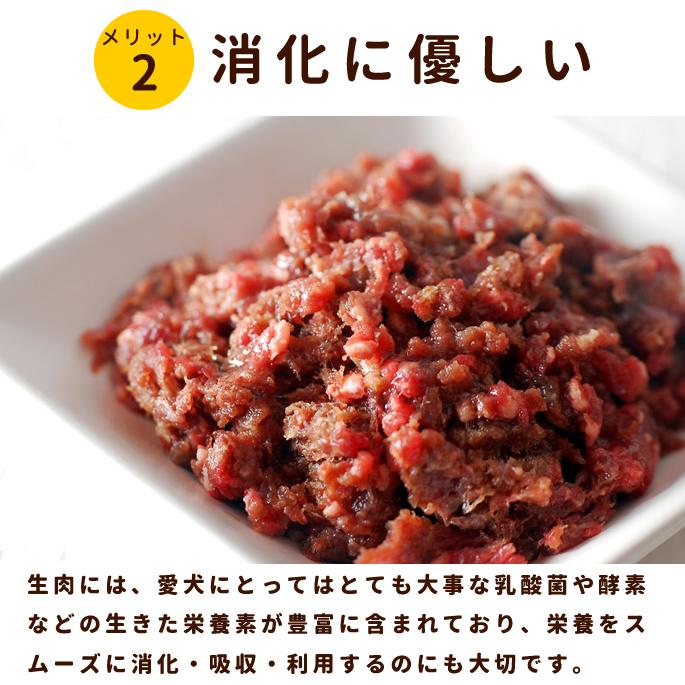 犬用  冷凍生肉|シシ肉ミンチ 小分けトレー1kg【a0028】※愛猫にもご利用いただけます