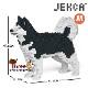 JEKCA ジェッカブロック (Mサイズ) アラスカン・マラミュート CM19PT51-M01
