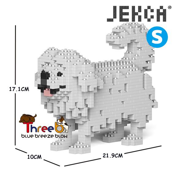 【JEKCA BLOC】ペキニーズ(S・M)