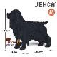 JEKCA ジェッカブロック (Mサイズ) イングリッシュ・コッカー・スパニエル CM19PT24-M02
