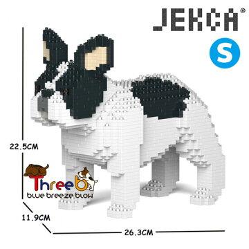 【JEKCA BLOC】フレンチ・ブルドッグ(S・M)