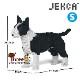 JEKCA ジェッカブロック (Sサイズ) イングリッシュ・ブル・テリア ST19PT47-M01