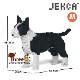 JEKCA ジェッカブロック (Mサイズ) イングリッシュ・ブル・テリア CM19PT47-M01