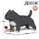 JEKCA ジェッカブロック (Mサイズ) アメリカンブリー ピットブル CM19PT43-M03
