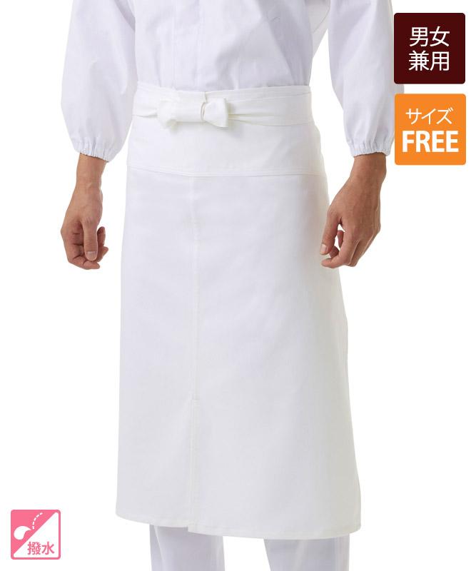 調理エプロン[KAZEN製品] HM250-10