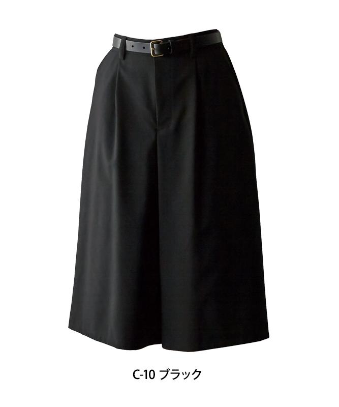 膝下丈キュロットパンツ[チトセ製品] AS-8227