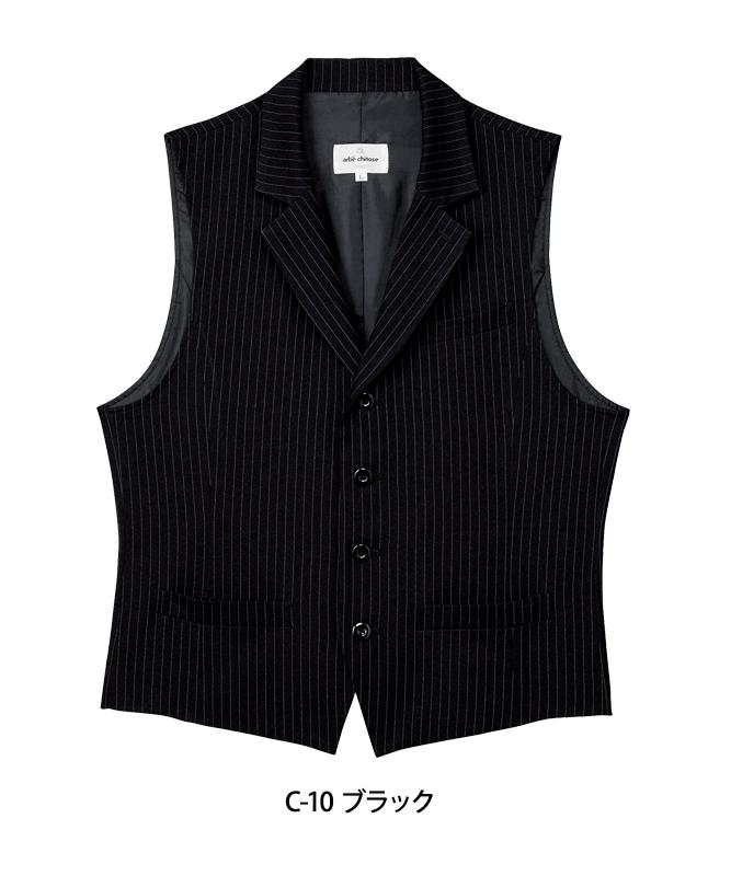 ベスト(ストライプ)[男子][チトセ製品] AS8228