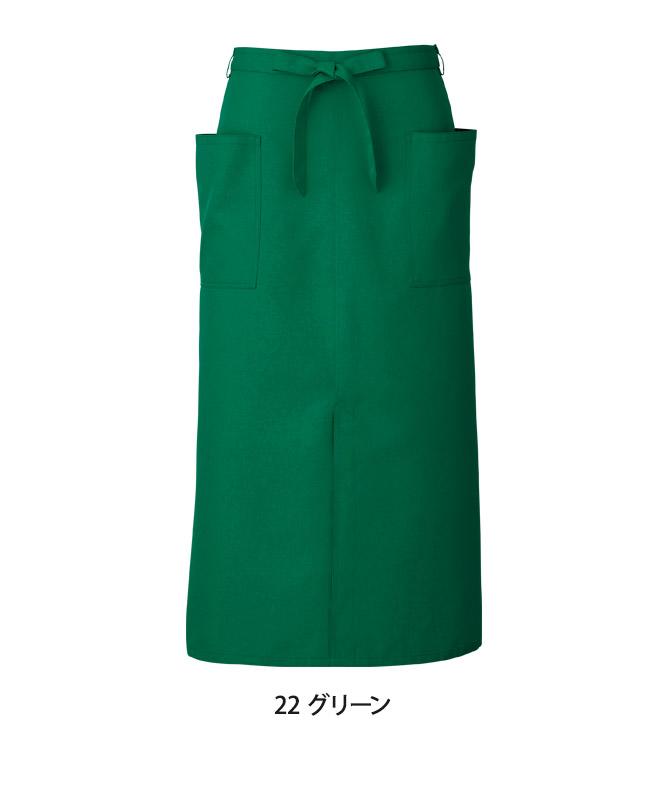 ソムリエエプロン(無地)[KAZEN製品] APK493