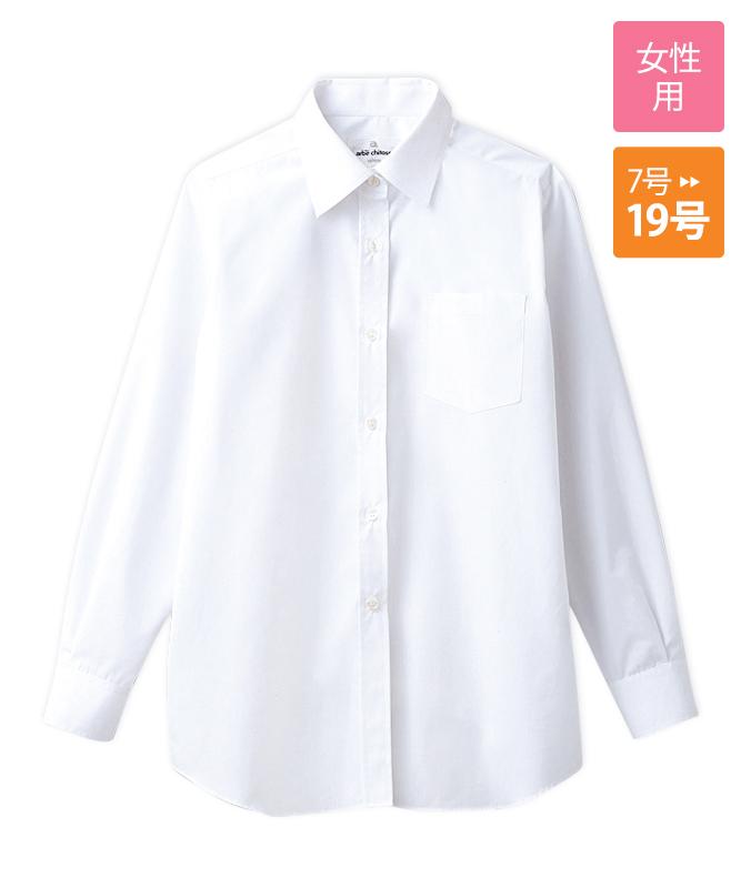 カッターシャツ長袖[女子][チトセ製品] EP6851