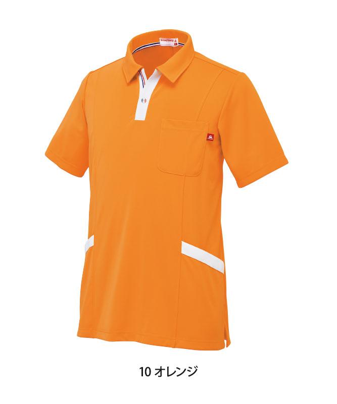 ルコックスポルティフニットシャツ半袖[男女兼用][lecoq製品] UZL3032
