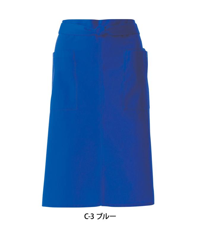 ツイルエプロン[チトセ製品] T6879