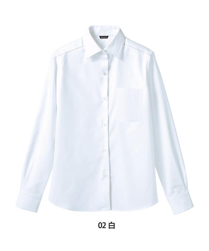 シャツレディス長袖[住商モンブラン製品] BF2201-2