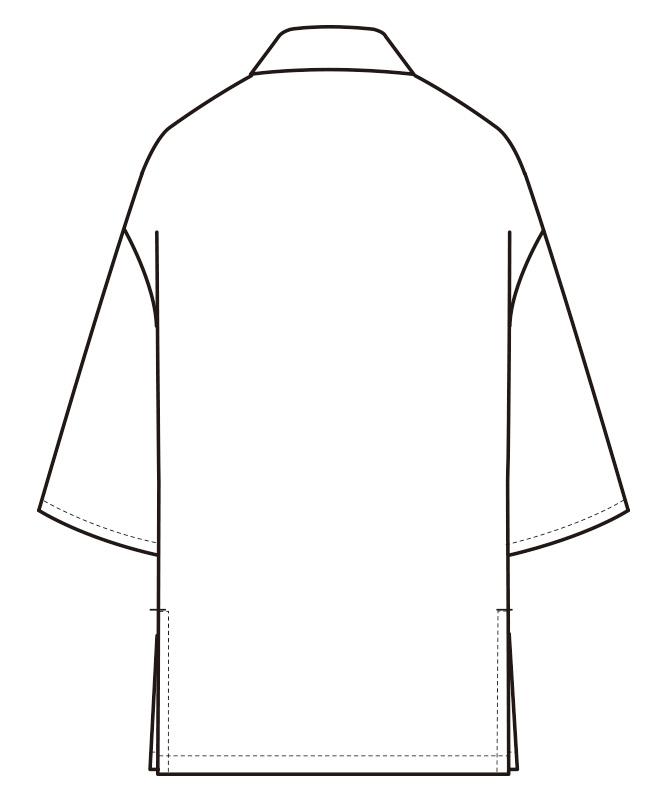 ハッピーコート[男性用][セブンユニフォーム製品] BC1340