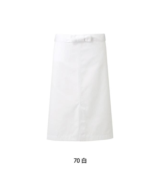 腰下エプロン[KAZEN製品] 492-70