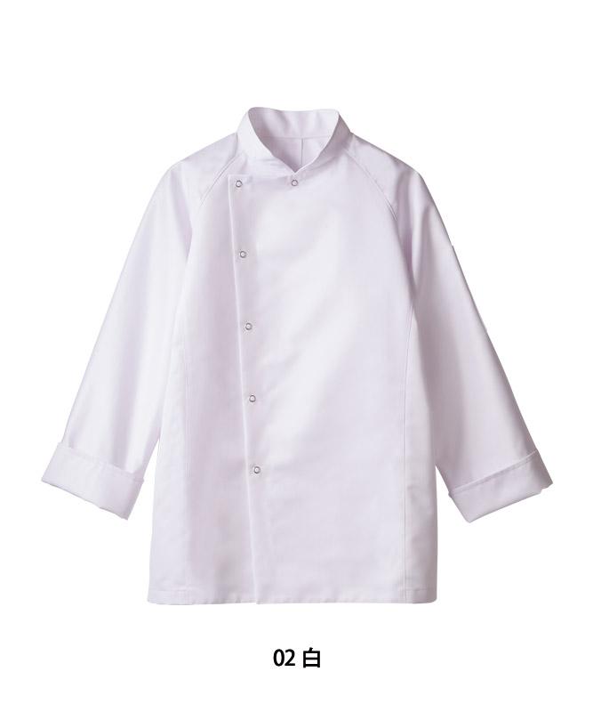 制電交織ツイルコックコート長袖[男女兼用][住商モンブラン製品] RT6631