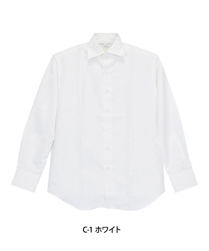 スプリンジーストライプシャツ長袖[男子][チトセ製品] BC6910